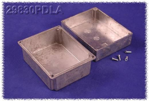 Univerzális műszerház Hammond Electronics 29830PDLA alumínium (H x Sz x Ma) 120 x 95 x 70 mm, natúr