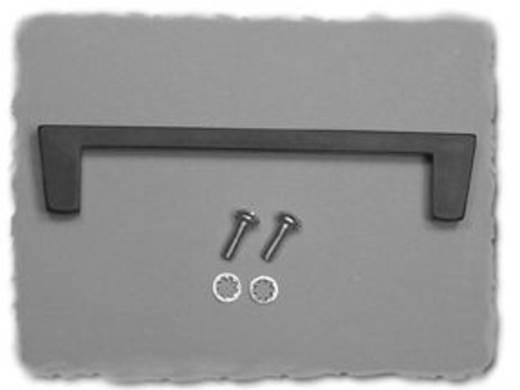 Hammond Electronics Készülékház fogantyú 1427C4 (Sz x Ma) 111 mm x 25 mm Alumínium Fekete