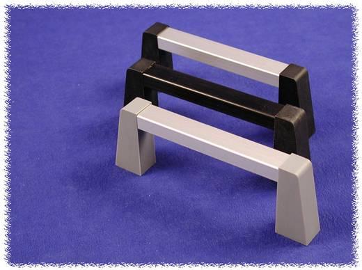 Hammond Electronics Készülékház fogantyú 1427U3BK (H x Sz x Ma) 123 x 8 x 38 mm acél/fekete