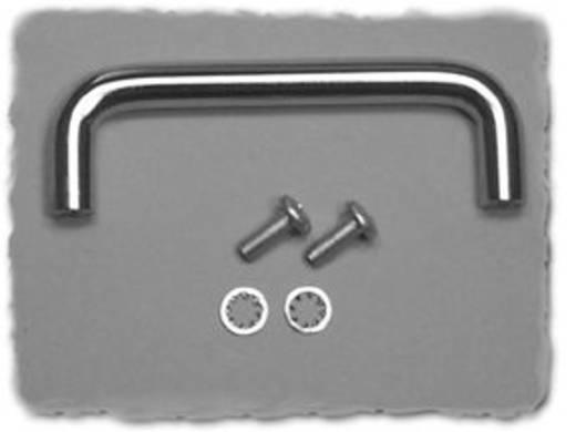 Hammond Electronics Készülékház fogantyú 1427N (Sz x Ma) 89 mm x 30 mm acél/króm
