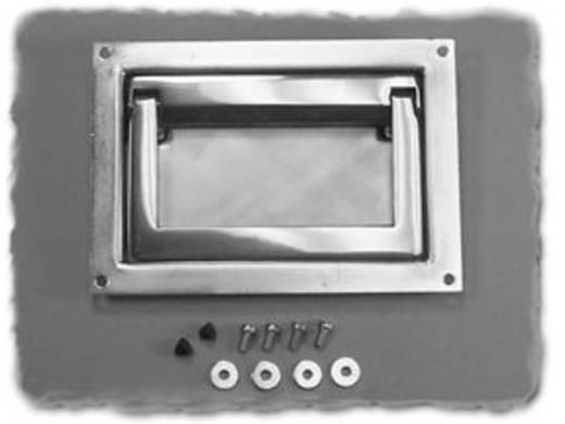 Hammond Electronics Készülékház fogantyú M262-01 (H x Sz x Ma) 150 x 17 x 105 mm Alumínium Natúr