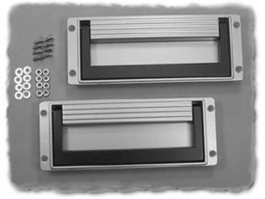 Hammond Electronics Készülékház fogantyú M3255-2001 (H x Sz x Ma) 194 x 21 x 76 mm acél/fekete