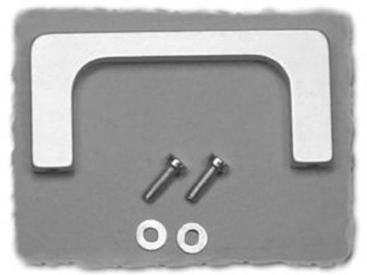 Hammond Electronics Készülékház fogantyú M3299-1231 (H x Sz x Ma) 87 x 8 x 40 mm Alumínium Natúr