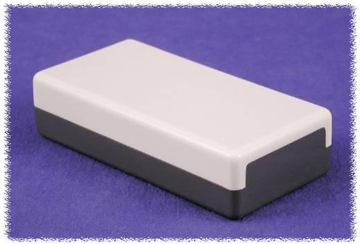 Hammond Electronics műanyag doboz 2 részes, MB sorozat MB158055VL polisztirén (H x Sz x Ma) 150 x 80 x 55 mm, szürke