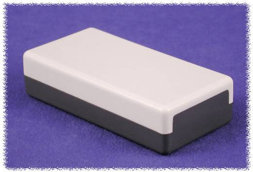 Hammond Electronics műanyag doboz 2 részes, MB sorozat MB181112 polisztirén (H x Sz x Ma) 188 x 110 x 120 mm, szürke