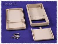 Kézi műszerdoboz ABS, szürke 130 x 68 x 25 mm, Hammond Electronics RH3015, Hammond Electronics
