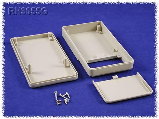 Kézi műszerdoboz ABS, szürke 160 x 85 x 30 mm, Hammond Electronics RH3055,