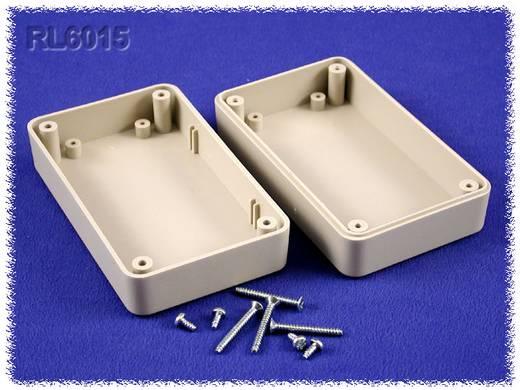 Univerzális műszerdoboz ABS, szürke 104 x 65 x 40 Hammond Electronics RL6015 1 db