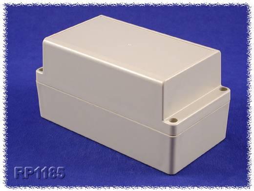 Univerzális műszerház Hammond Electronics RP1185C ABS/PC (H x Sz x Ma) 165 x 85 x 85 mm, szürke