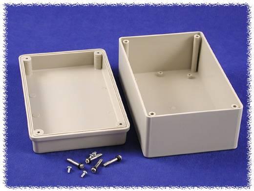 Univerzális műszerdoboz ABS, szürke 165 x 105 x 78 Hammond Electronics RS5305S 1 db