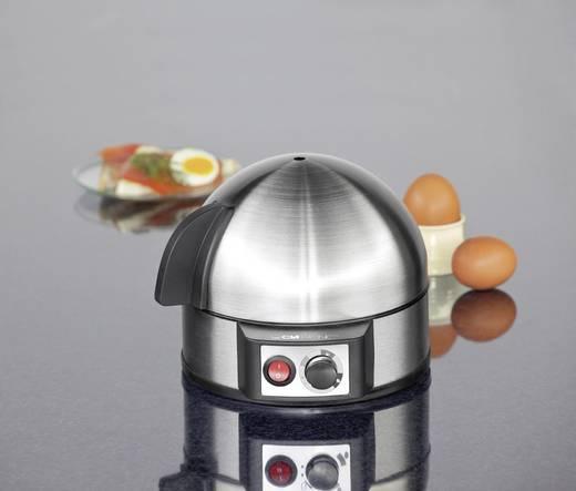 Tojásfőző 7 tojáshoz, fém színű, Clatronic EK 3321