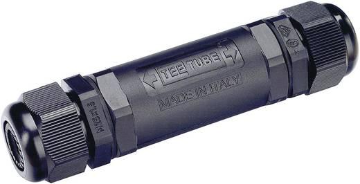 Vízmentes kábel összekötő doboz kültéri lámpához, IP68, fekete, SLV 228730