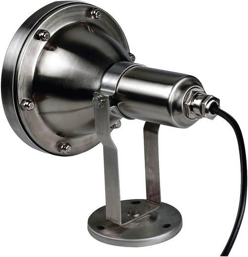 Kültéri fényszóró, E27, 80 W, 230 V, IP65, rozsdamentes acél, SLV Nautilus PAR38 229100