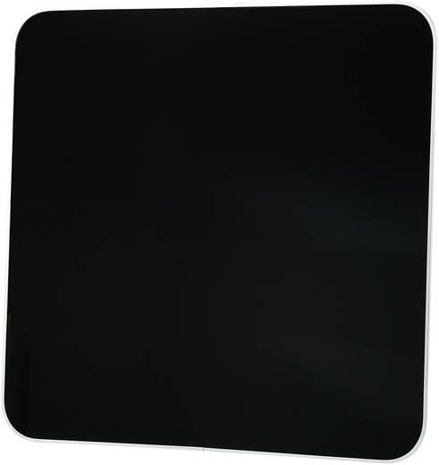 Üveg konvektor 425 W 230 V/50 Hz 6,2 kg, fekete