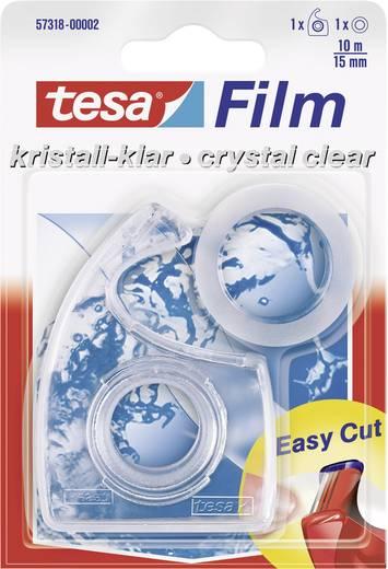Kristálytiszta ragasztószalag Tesafilm® Crystal Clear 10 m x 15 mm Tesa 57318