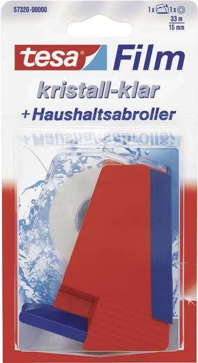 Kristálytiszta ragasztószalag Tesafilm Crystal Clear 33 m x 15 mm, TESA