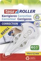 Hibajavító szalag Tesa Roller Korrect.Ecologo 14 m x 4,2 mm TESA 59976 tesa