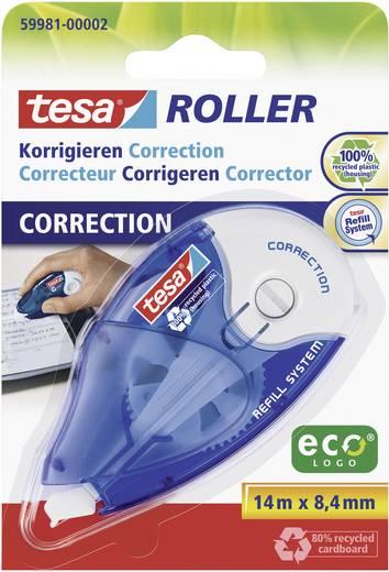 Hibajavító szalag Tesa Roller Korrect.Ecologo 14 m x 8,4 mm TESA 59981