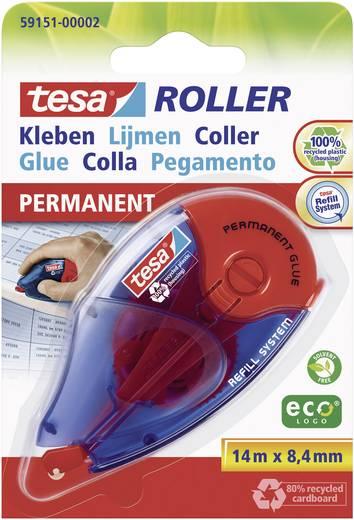 Ragasztóroller Tesa Roller Ecologo 14 m x 8,4 mm TESA 59151