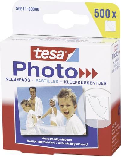 Fénykép ragasztólap Tesa® Photo Mounts 500 db fehér TESA 56611