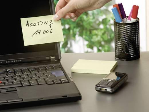 Post-it Tesa® Office Notes 100 lap, sárga 75 x 75 mm TESA 57654