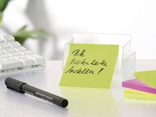 Tesa öntapadó jegyzettömb, jelölőcímke 3db-os készlet sárga, rózsaszín, zöld 50 mm x 40 mm TESA 56001-00-00