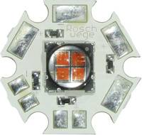 High-Power UV LED csillag alakú panelhoz 395 nm, 4 chip, Star-UV395-10-00-00 Roschwege