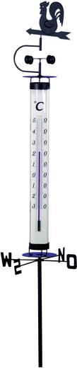 Leszúrható analóg hőmérő, fekete, TFA 12.2035