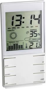 Digitális időjárásjelző állomás, komfort jelzés, ezüst, TFA 35.1102.02 TFA Dostmann