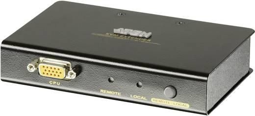 VGA, PS/2 KVM Extender, jeltovábbító RJ45 csatlakozással max.150m-ig Aten CE250A-AT-G