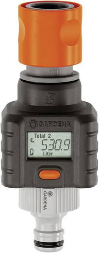 Vízmennyiség átfolyásmérő, Gardena 08188-20