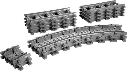 LEGO® City 7499 Flexibilis sínek