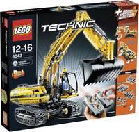 LEGO® Technic 8043 Motoros exkavátor LEGO Technic