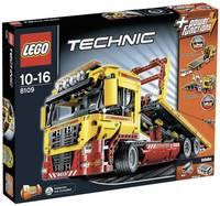 LEGO® Technic 8109 Lapos platójú teherautó LEGO Technic
