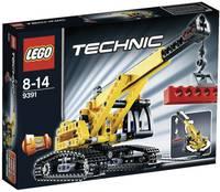 LEGO® Technic 9391 Hernyótalpas daru LEGO Technic