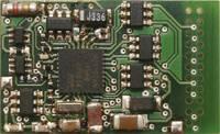 TAMS Elektronik 41-03332-01-C LD-G-33 plus Lok dekóder Kábellel, Dugóval TAMS Elektronik