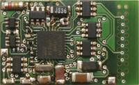 TAMS Elektronik 41-03333-01-C LD-G-33 plus Lok dekóder Kábel nélkül, Dugóval TAMS Elektronik