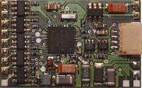 TAMS Elektronik 41-03340-01-C LD-G-34 plus Lok dekóder Kábel nélkül TAMS Elektronik