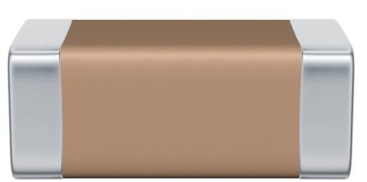 Kerámia kondenzátor 33 pF 50 V/DC 20 % Epcos KERÁMIA NÉGYR.-KOND., 1206COG330J050P0 1 db