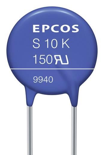 Korong varisztorok S14K130 205 V Epcos S14K130E2K1 1 db