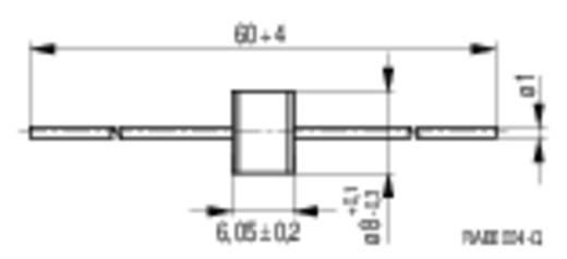 Epcos túlfeszültség levezető, mini fém-kerámia, Ø8x6mm, 20kA, B88069X2380T102 A81-A350X