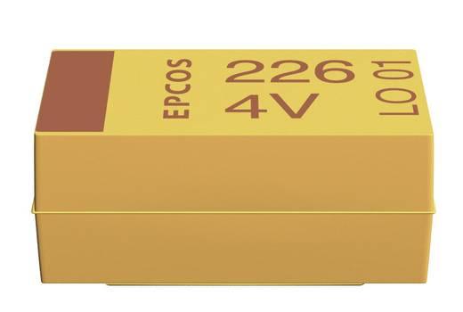 Tantál kondenzátor SMD 22 µF 16 V/DC 10 % (H x Sz x Ma) 7.3 x 4.3 x 2.8 mm Kemet T491D226K016ZT 1 db