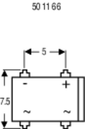 Szilícium hídegyenirányító B80C800=1000