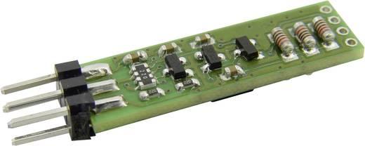 I2C hőelem modul, analóg 0-5V kimenettel, -32-+480°C, B & B Thermotechnik TEMOD-I2C-R3