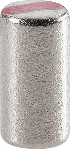 Tartós mágnes Hengeres N35 1.185 T Kerethőmérséklet (max.): 80 °C PIC-M0204