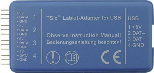 RS232 számítógépes adapter, Labkit Hygrosens TSIC-LABKIT-RS232
