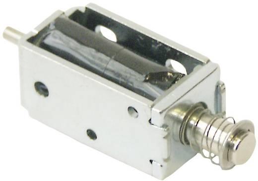 Mágnes 24 V/DC 0,01 - 0,9 N/mm, rögzítés M2, Intertec ITS-LS-1008-D-24VDC