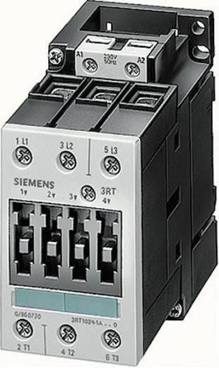 Mágneskapcsoló, kontaktor 24V/DC Siemens Sirius 3RT1025-1BB40