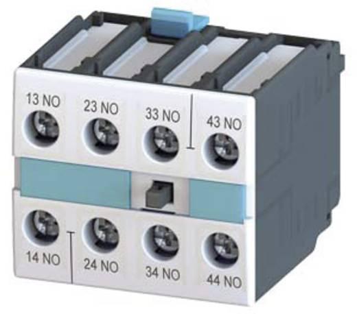 Mágneskapcsoló, segédkontaktor 4 záró S0-S3 Siemens Sirius 3RH1921-1FA04