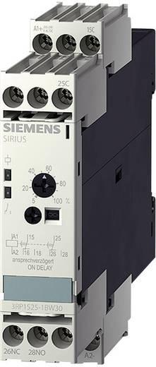 Siemens időrelé, 3RP1 Siemens 3RP1525-1AP30 24 V DC/AC/200 - 240 V/AC 1 váltó + LED